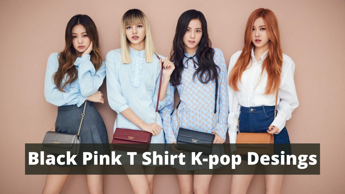 BlackPink T-Shirts KPop Fans Can't Help Buying