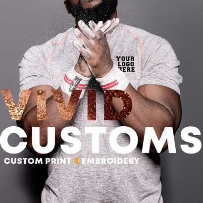 custom shirt printing | custom embroidery
